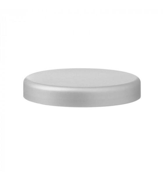 Couvercle à visser gris en PP adapté au Pot Twit Bodega 50 cl.