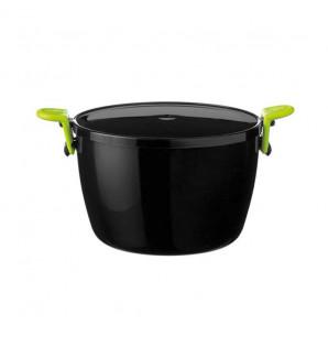 Bokoclip noir micro-ondable 25 cl
