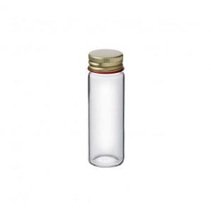 Tuboglass en verre avec bouchon 3,5 cl