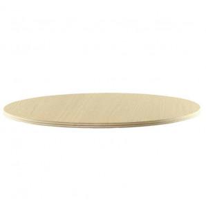 PLATEAU BOIS ROND 350 mm
