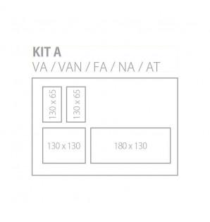 Kit vaisselle Textura version A