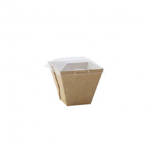 Verrine carton kraft 6 cl