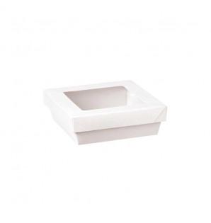 Barquette carton Natural blanche 75 cl