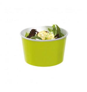 Bol salade carton vert 100 cl