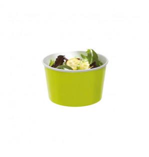 Bol salade carton vert 60 cl