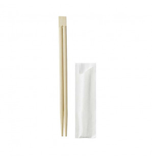 Baguettes chinoises bambou 210 mm