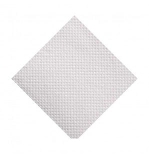 SERV LUX'OUATE BLANCHE 38x38