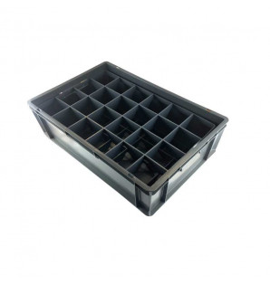 """CARGO BOX VERRE """"H155/24..."""