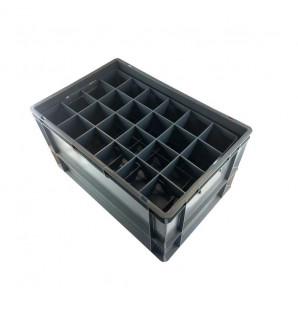 """CARGO BOX VERRE """"H200/24..."""