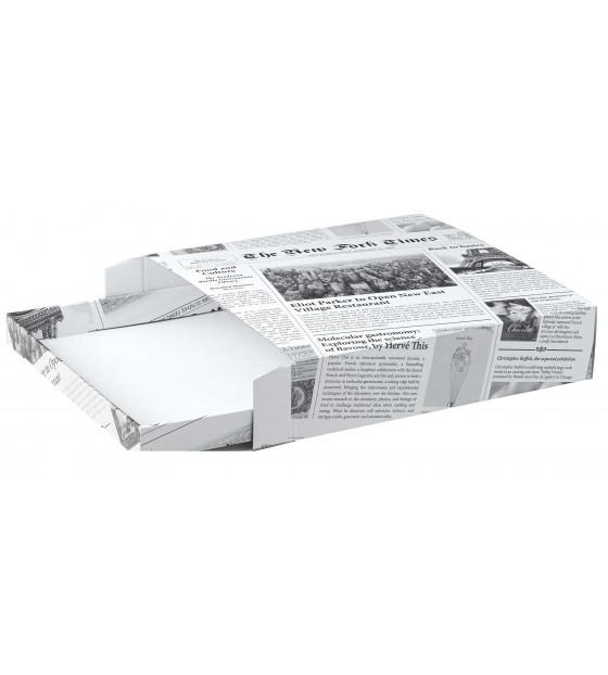 Coffret carré Newsbox