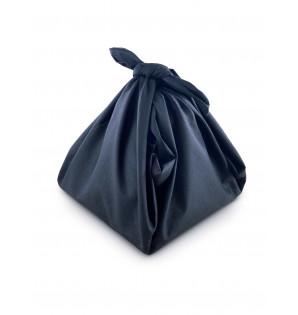 Balubag coton noir 75x75 cm