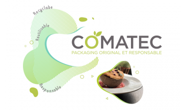 COMATEC CHANGE DE LOGO ET AFFIRME SON ENGAGEMENT EN FAVEUR D'UN PACKAGING DURABLE
