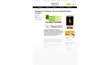 Neo Restauration met le Planet Score à l'honneur